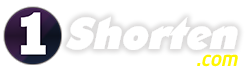 1Shorten.com - Manage All Shorten